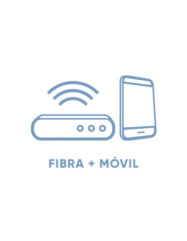 Tarifa Fibra 500 Mb y Única ∞