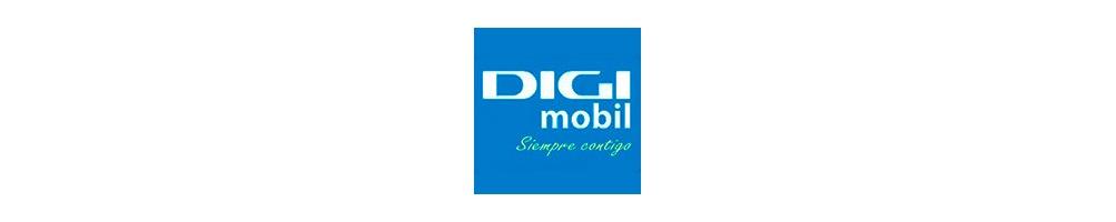 Digi Mobil , tarifas de movil fibra y contratación online. LUDM.