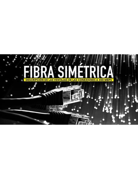 FIBRA SIMÉTRICA 600Mb